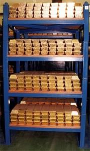 Guld i valutareserv